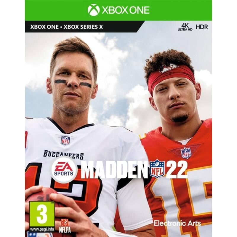 Hra EA Xbox One Madden NFL 22 (EAX348421)