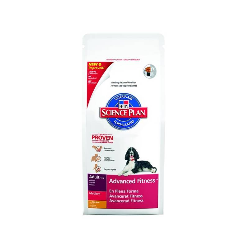 Granule Hill's Canine Adult Chicken 12 kg