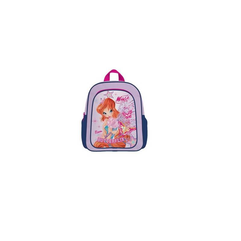 Batoh detský P + P Karton předškolní Winx