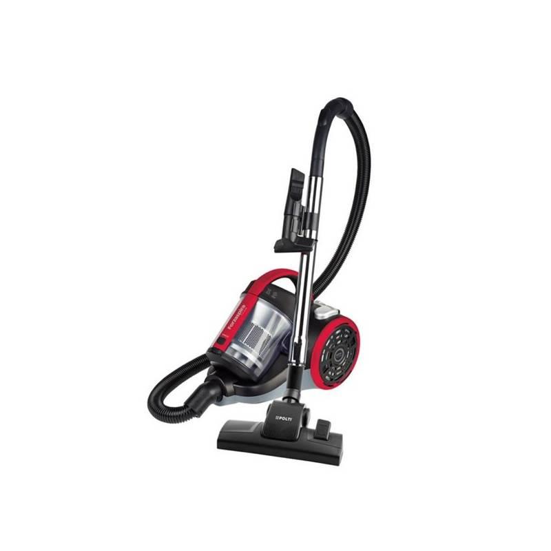 Vysávač podlahový Polti Forzaspira C110 PLUS čierny/červený