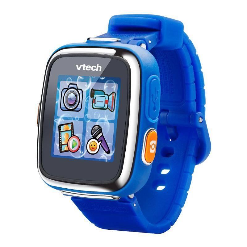 Hodinky Vtech Kidizoom Smart Watch DX7 (80-171603) modrý