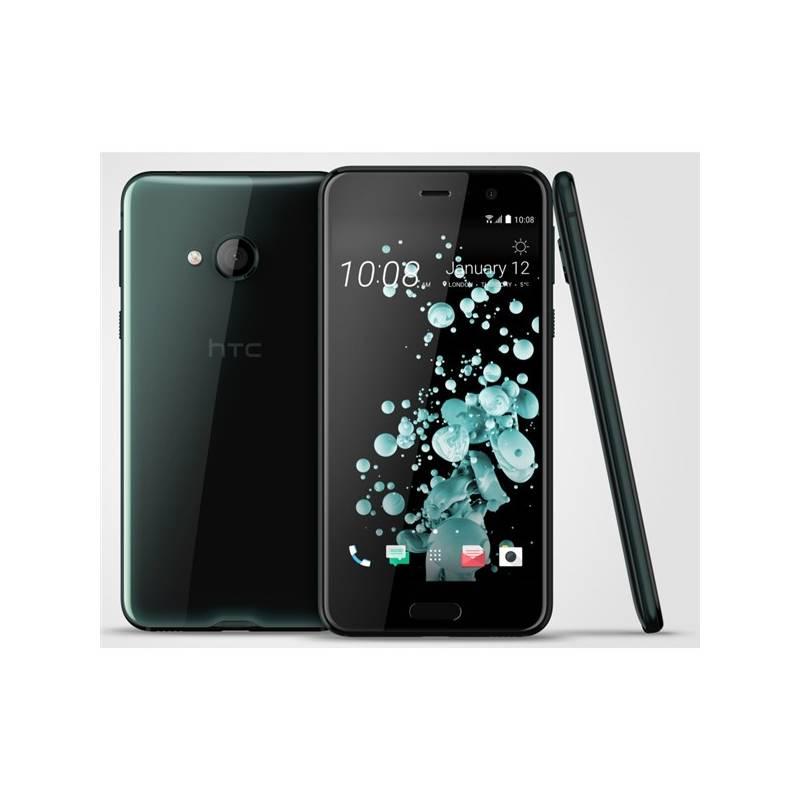 Mobilný telefón HTC U PLAY (99HALY016-00) čierny + Doprava zadarmo