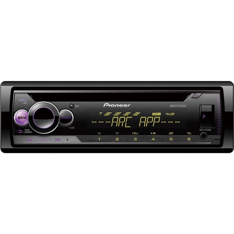 Autorádio s CD Pioneer DEH-S220UI