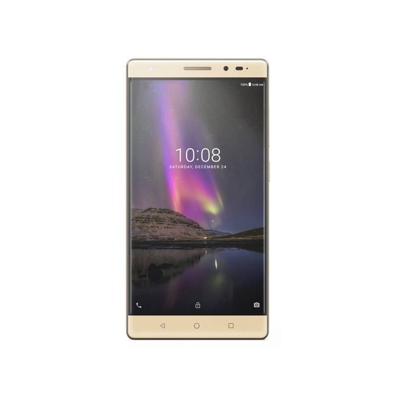 Mobilný telefón Lenovo PHAB 2 Plus (ZA1C0046CZ) zlatý