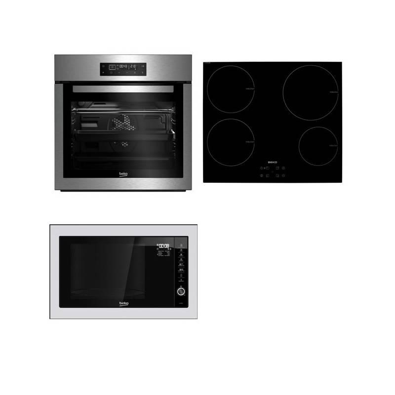 Set výrobkov Beko BIM 26400 XCS + HII 64400 AT + MGB 25332 BG + Doprava zadarmo