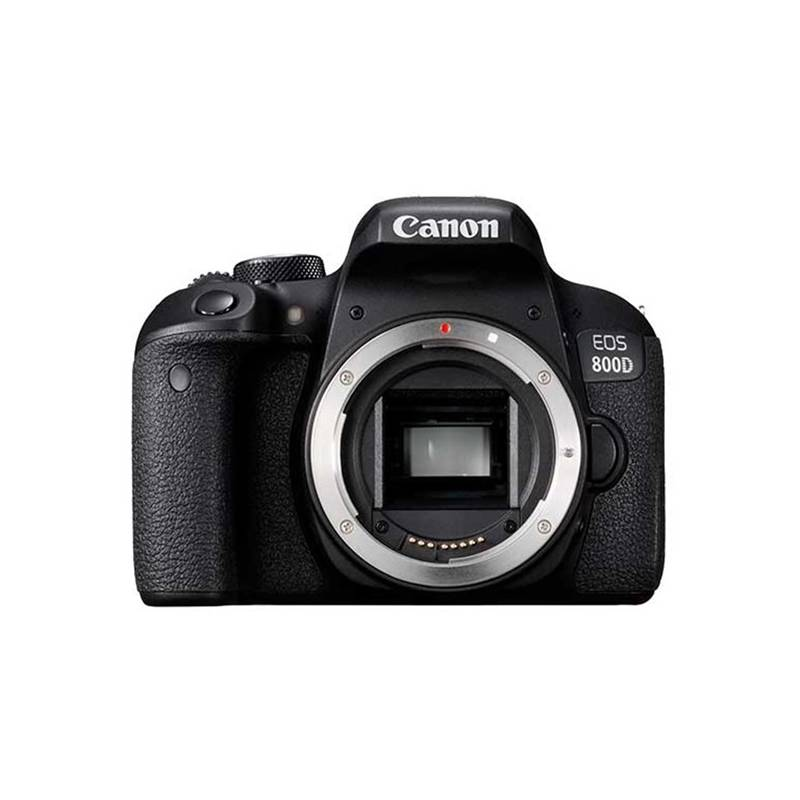 Digitálny fotoaparát Canon EOS 800D (1895C001AA) čierny + Doprava zadarmo