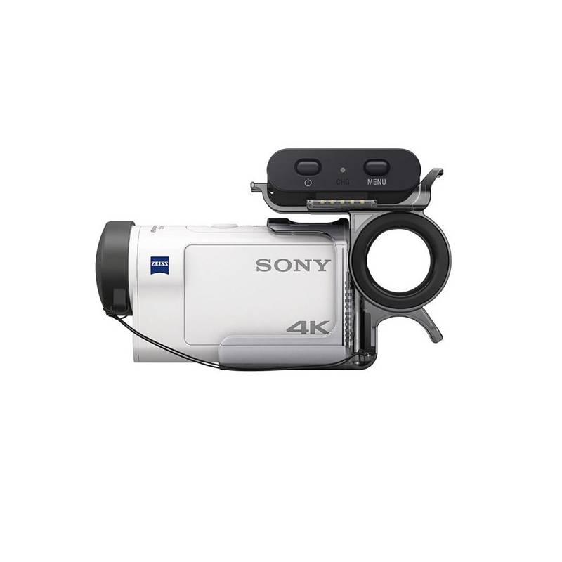 Outdoorová kamera Sony FDR-X3000R + AKA-FGP1 travel kit (FDRX3000RFDI.EU) biela