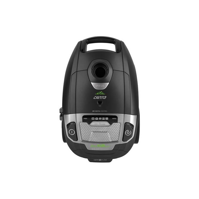 Vysávač podlahový ETA Canto II 249290000 sivý