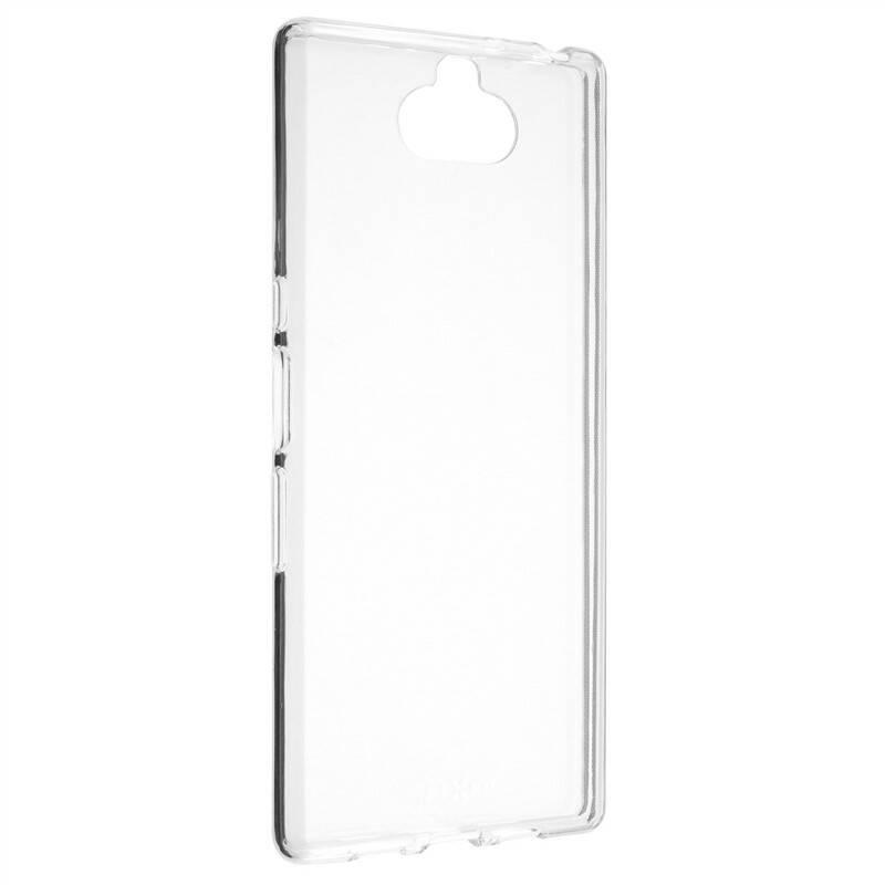 Kryt na mobil FIXED pro Sony Xperia 10 Plus (FIXTCC-398) průhledný