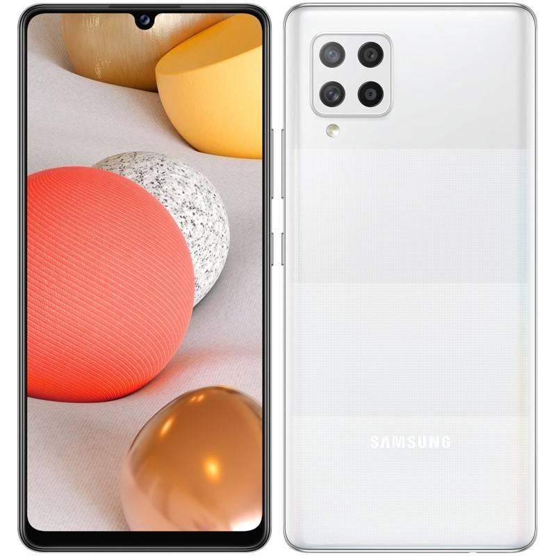 Mobilný telefón Samsung Galaxy A42 5G (SM-A426BZWDEUE) biely