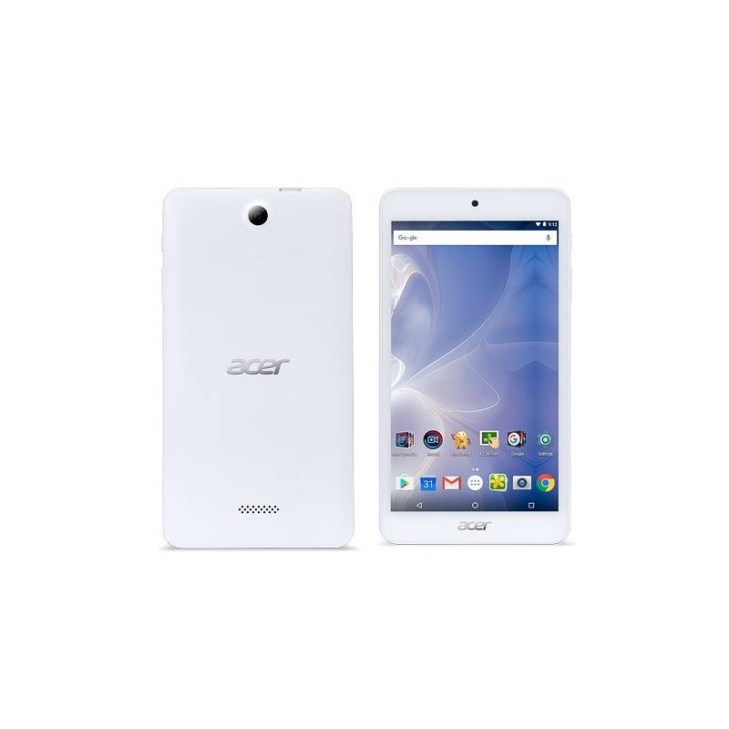 Tablet Acer Iconia One 7 (B1-790-K4J8) (NT.LDYEE.004) biely