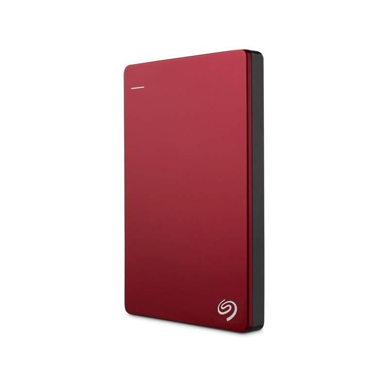 Externý pevný disk Seagate BackUp Plus 1TB (STDR1000203) červený