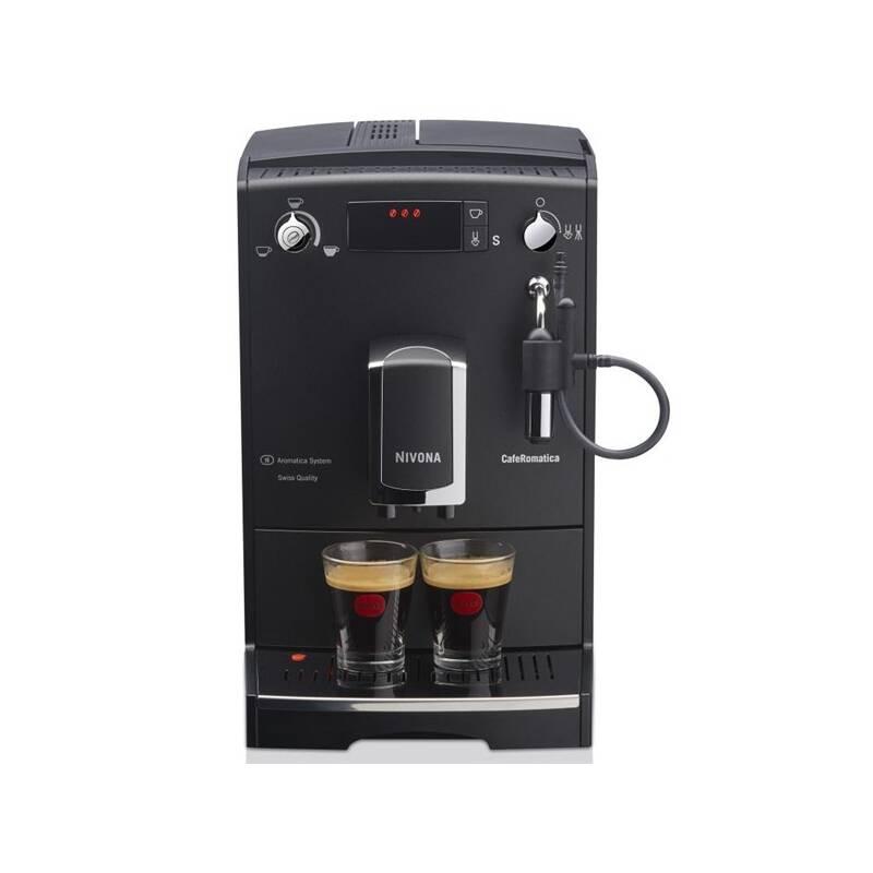 Espresso Nivona NICR 520 (449900) čierne + Doprava zadarmo