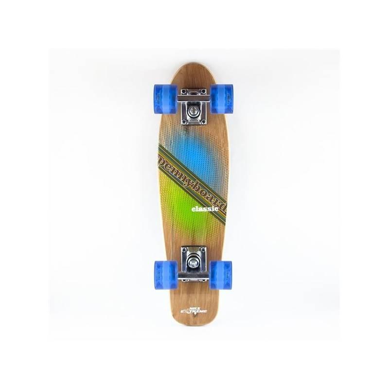 Penny board Nils Extreme Classic čierny