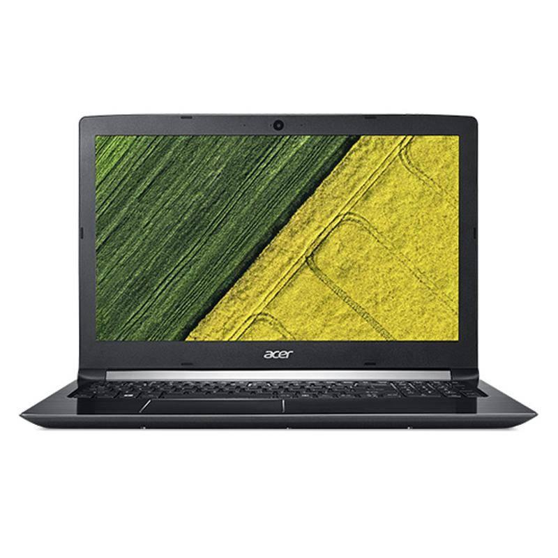 Notebook Acer Aspire 5 (A515-51G-55VR) (NX.GTCEC.003) čierny + Doprava zadarmo