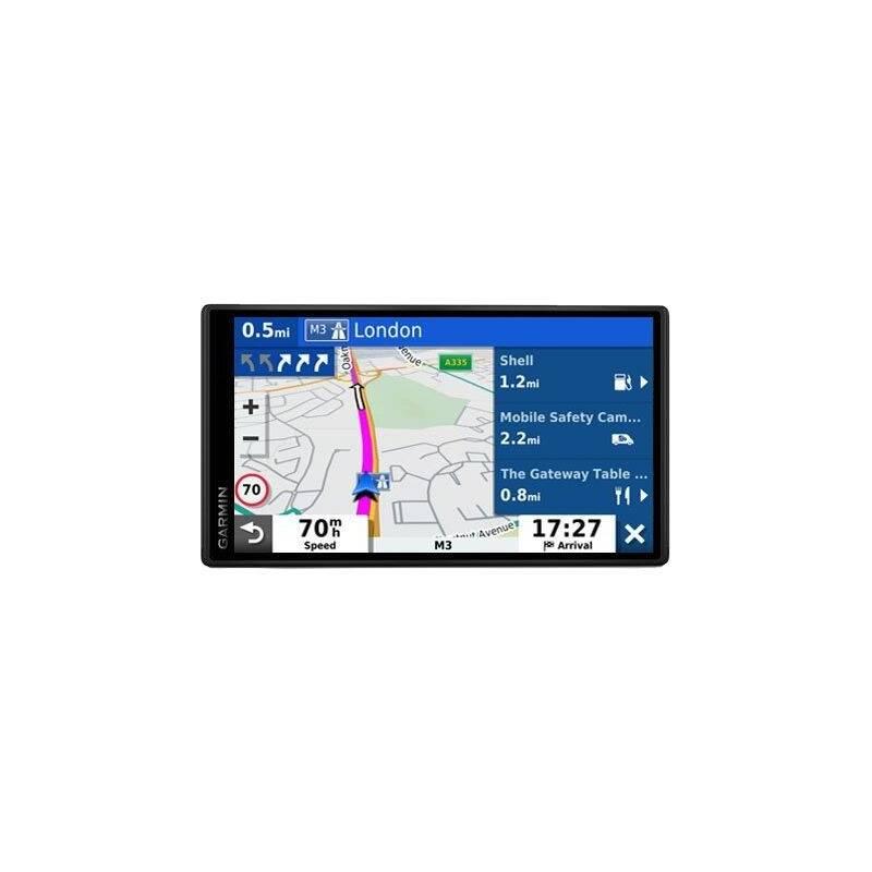 Navigační systém GPS Garmin DriveSmart 55S EU45 (010-02037-12) černá