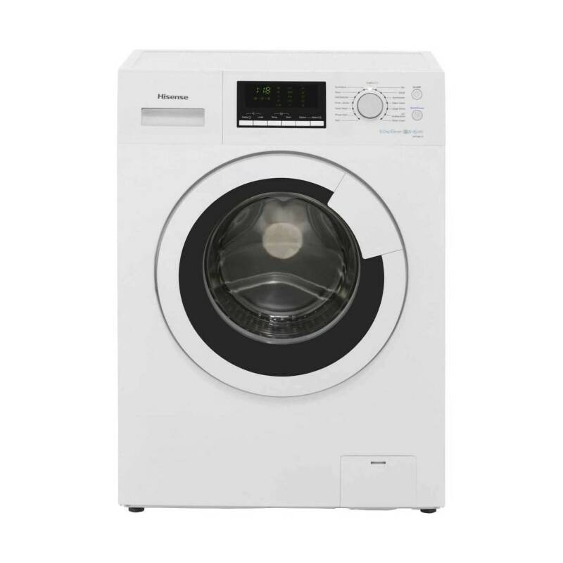 Automatická pračka Hisense WFHV6012 bílá barva