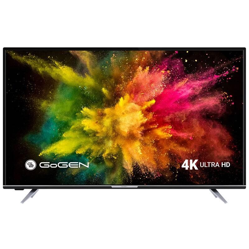 Televízor GoGEN TVU 65W652 STWEB čierna + Doprava zadarmo