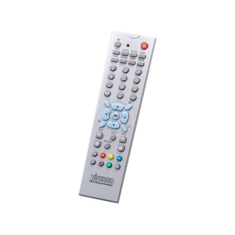 Diaľkový ovládač Vivanco UR 82 8 v1