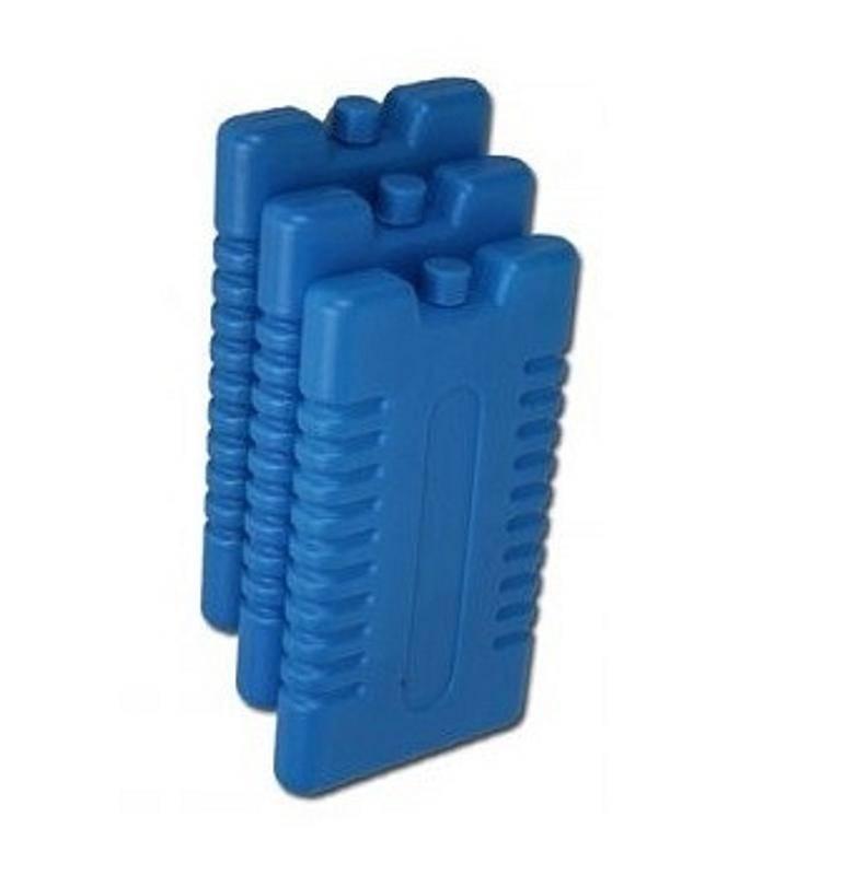 Chladiaca vložka Befree 3× 220 ml (BF-89817) modrá