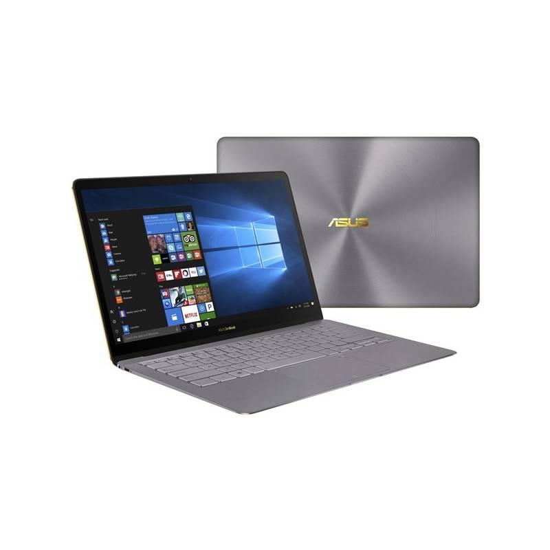 Notebook Asus Zenbook 3 Deluxe UX490UAR-BE104T (UX490UAR-BE104T) sivý + Doprava zadarmo