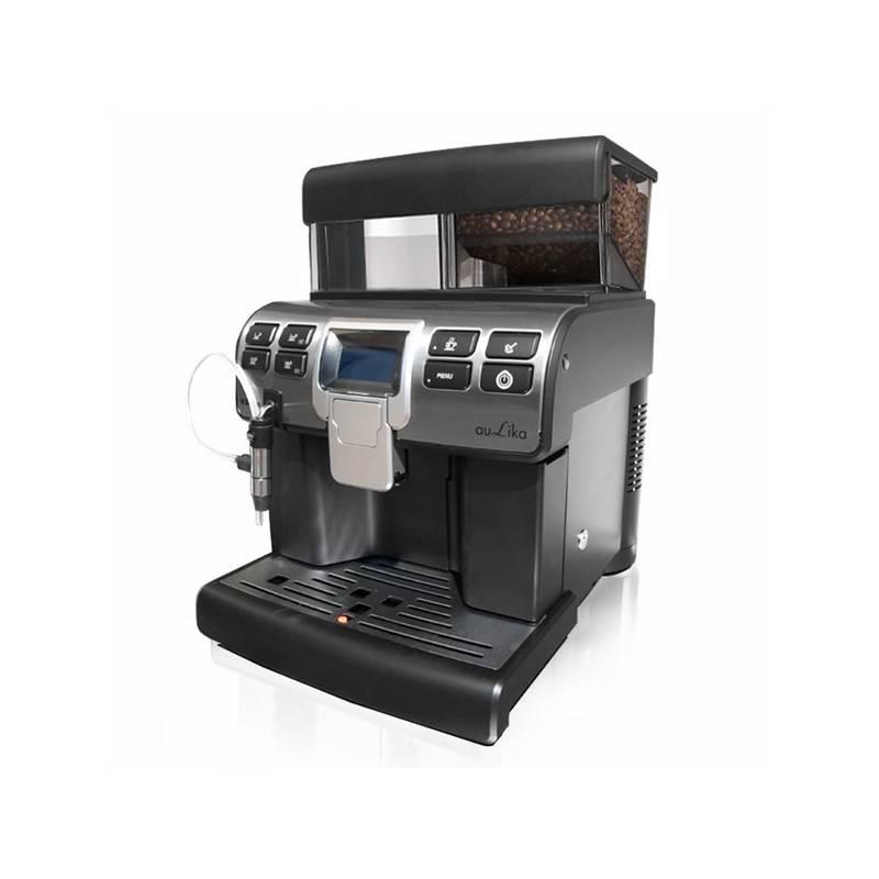 Espresso Saeco Aulika MID čierne + Doprava zadarmo