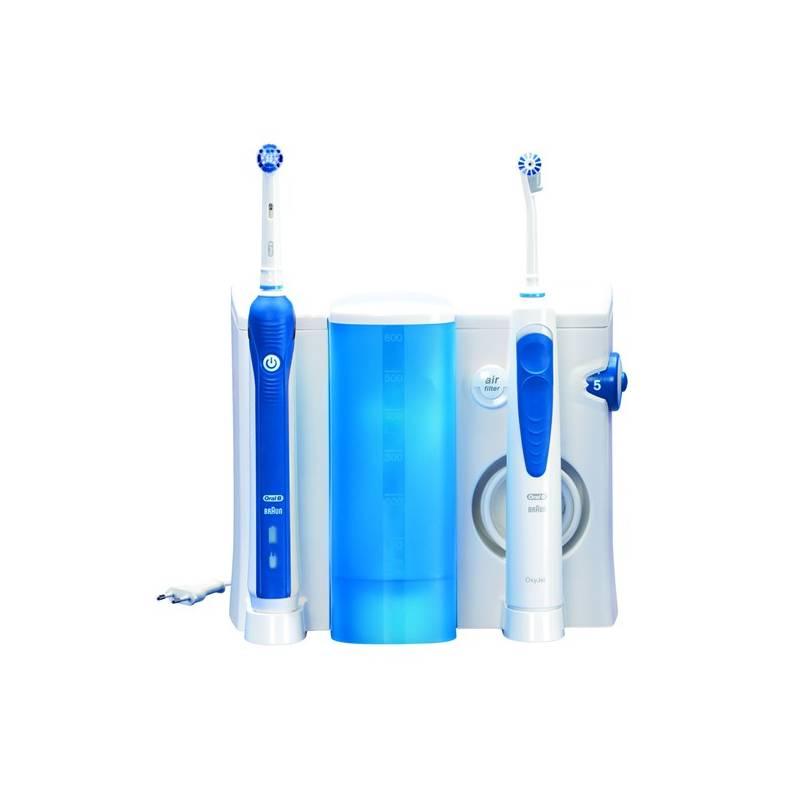 Orálne centrum Oral-B Oxyjet+3000OC20 biely/modrý