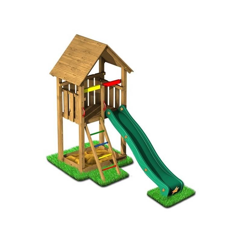 Detské ihrisko CUBS Honza 1 - věž + Doprava zadarmo