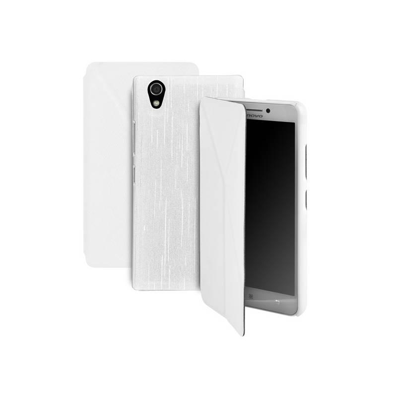 Púzdro na mobil GoGEN pro Lenovo P70 (GOGCASEP70W) biele