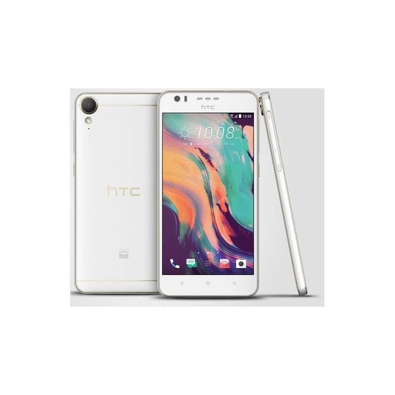 Mobilný telefón HTC Desire 10 Lifestyle - polar white (99HAKJ007-00)