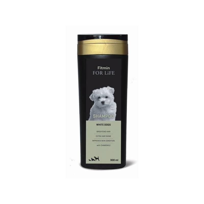 Šampón FITMIN for Life Shampoo White dogs 300ml