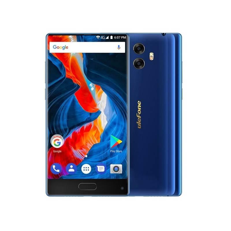 Mobilný telefón UleFone MIX S Dual SIM modrý + Doprava zadarmo