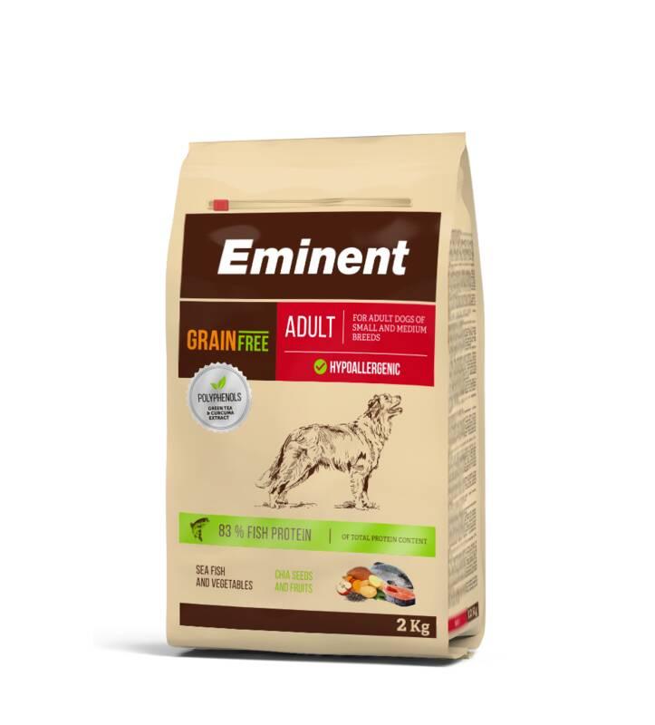 Granuly Eminent Grain Free Adult 29/16 2kg