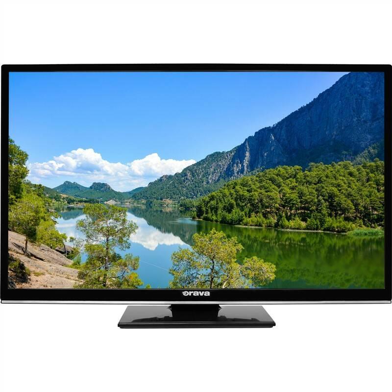 Televize Orava LT-844 černá