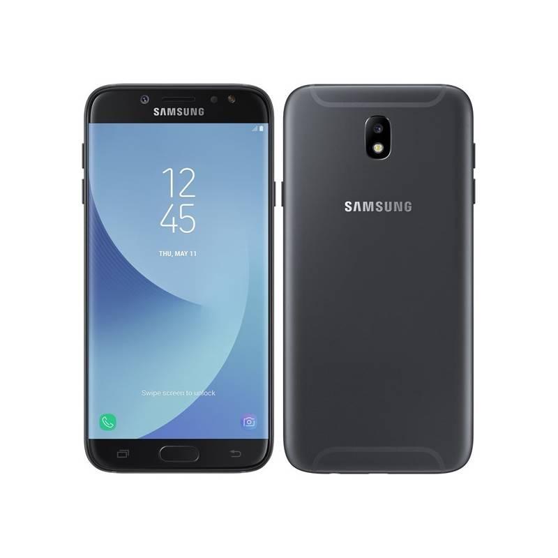 Mobilný telefón Samsung Galaxy J7 2017 (J730F) (SM-J730FZKDETL) čierny + Doprava zadarmo