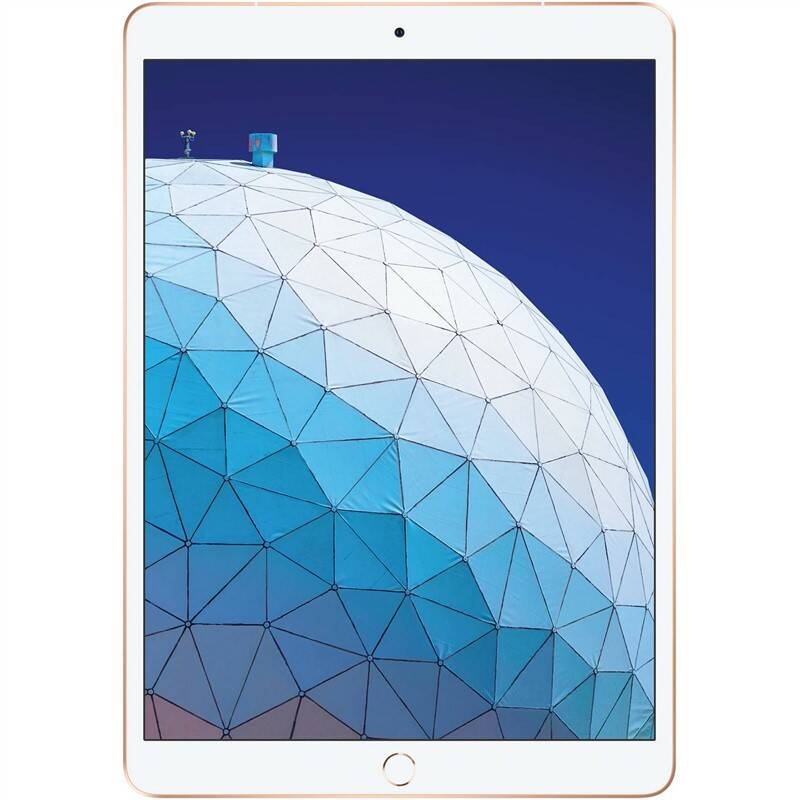 Tablet Apple iPad Air (2019) Wi-Fi + Cellular 64 GB - Gold (MV0F2FD/A)