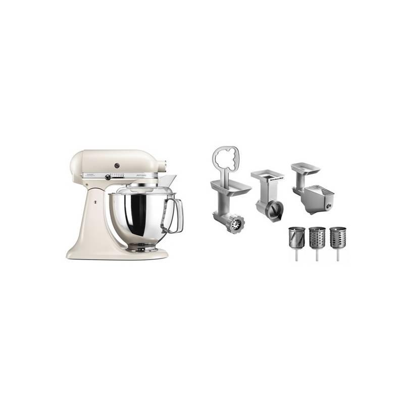 Set výrobkov KitchenAid 5KSM175PSELT + FPPC + Doprava zadarmo