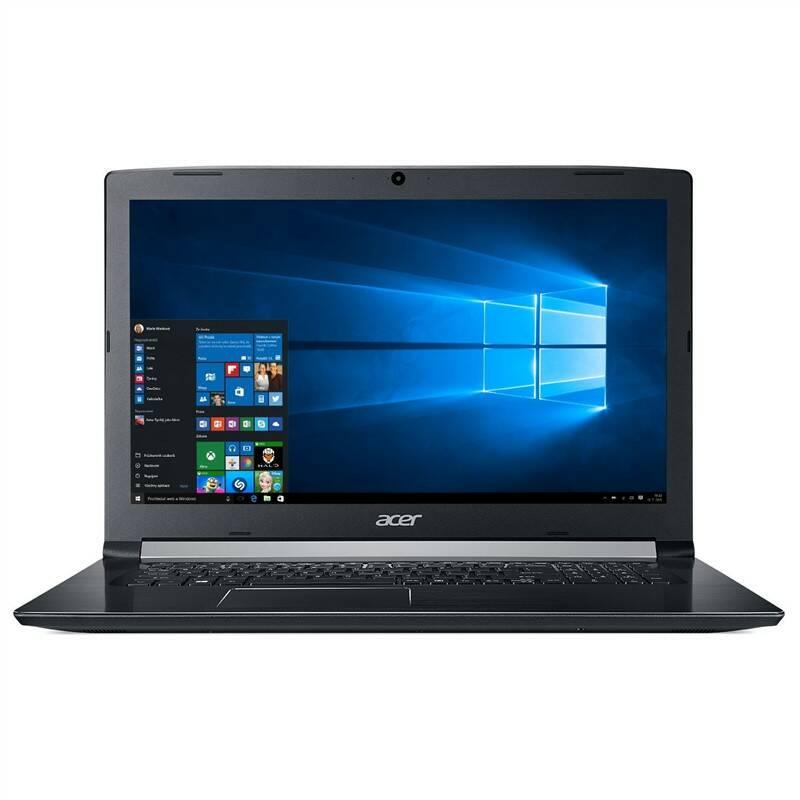 Notebook Acer Aspire 5 (A517-51-31VF) (NX.H9FEC.001) černý