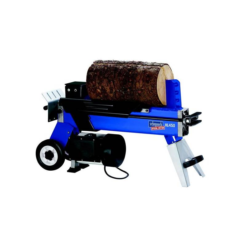 Štiepačka dreva Scheppach HL 450 + Doprava zadarmo