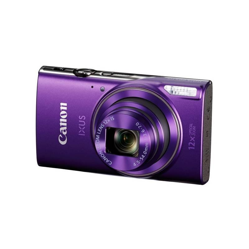 Digitálny fotoaparát Canon IXUS 285 HS fialový