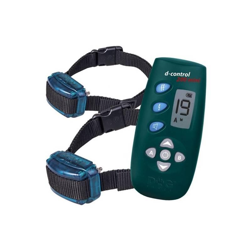 Obojok elektronický / výcvikový Dog Trace d-control 202 mini - pro 2 psy