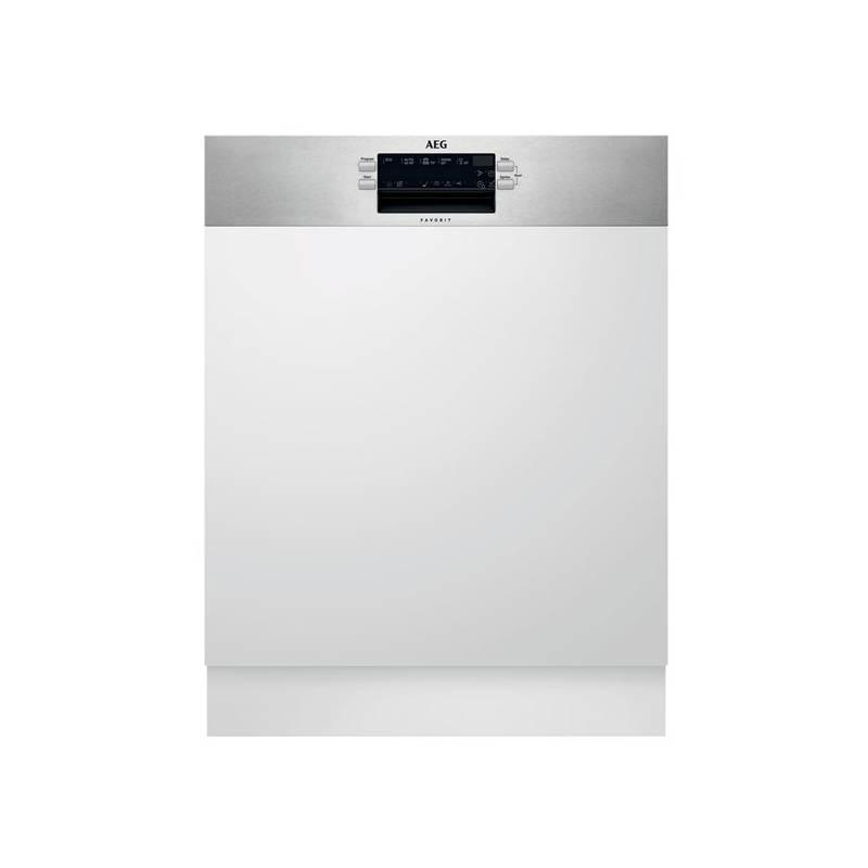 Umývačka riadu AEG Mastery FEE53600ZM + dodatočná zľava 10 % + Doprava zadarmo