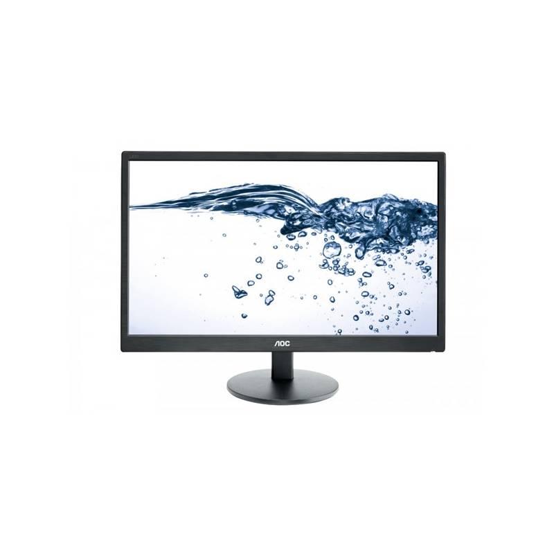 Monitor AOC E2470SWDA (E2470SWDA) čierny