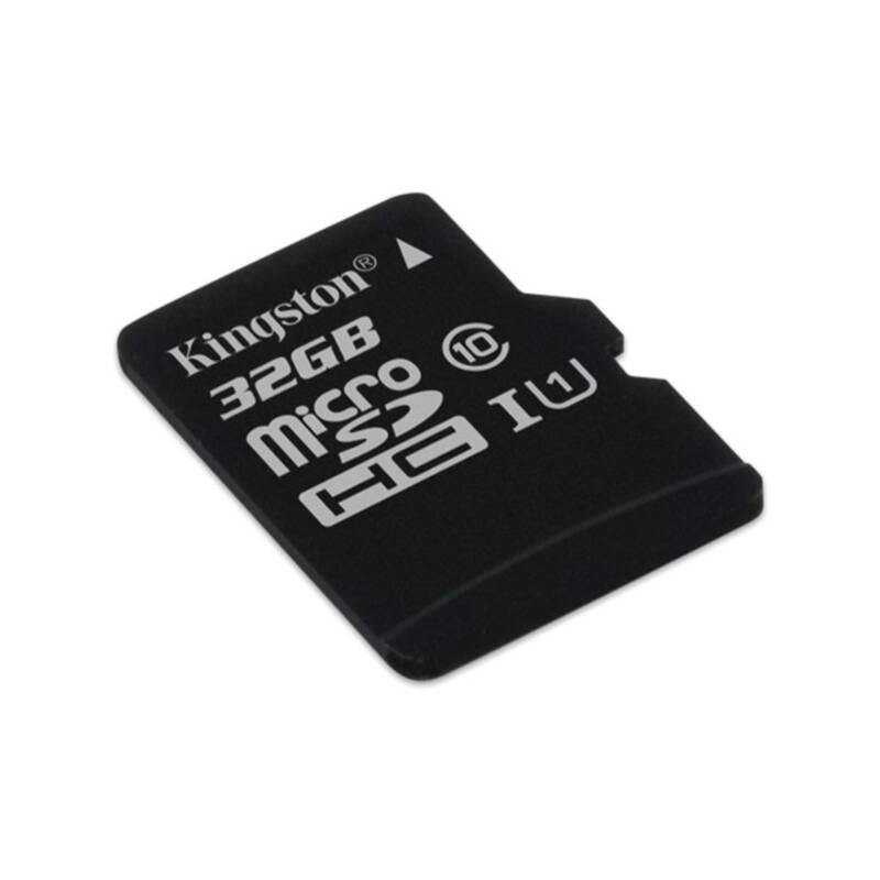 Pamäťová karta Kingston MicroSDHC 32GB UHS-I U1 (45R/10W) (SDC10G2/32GBSP)