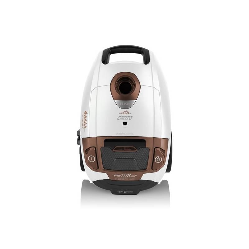 Vysávač podlahový ETA Canto II. Animal 3492 90010 biely + Doprava zadarmo