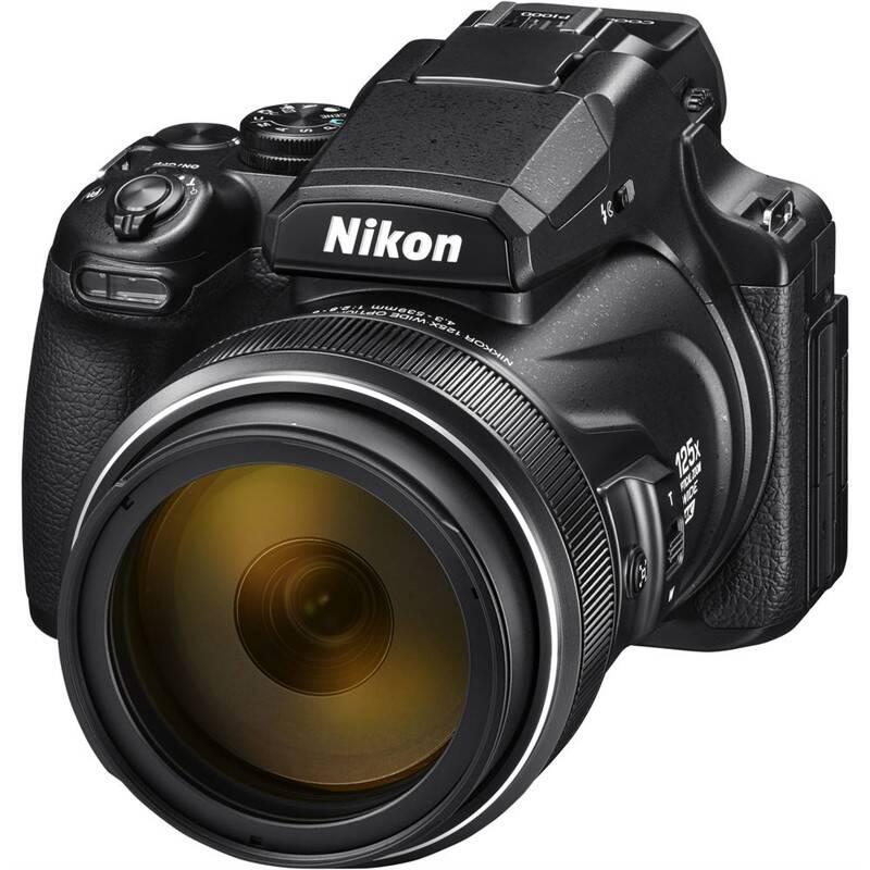 Digitální fotoaparát Nikon Coolpix P1000 (VQA060EA) černý