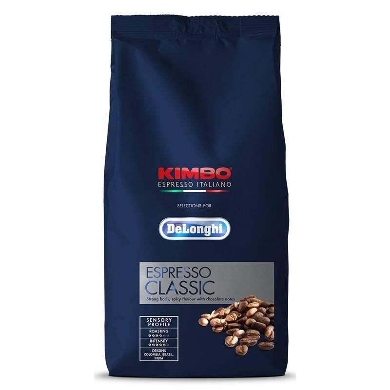 Káva zrnková DeLonghi Kimbo Classic 1kg