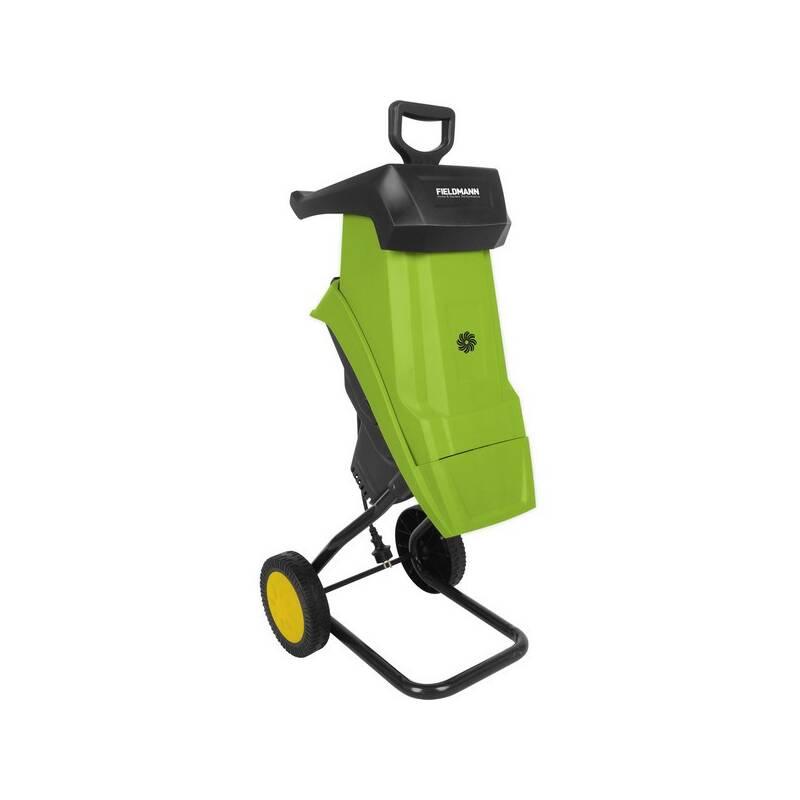 Drvič zahradného odpadu Fieldmann FZD 4010 E, 2 500 W + Doprava zadarmo