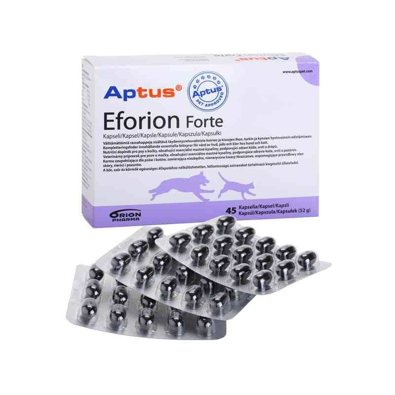 Tablety Aptus Eforion forte 45cps