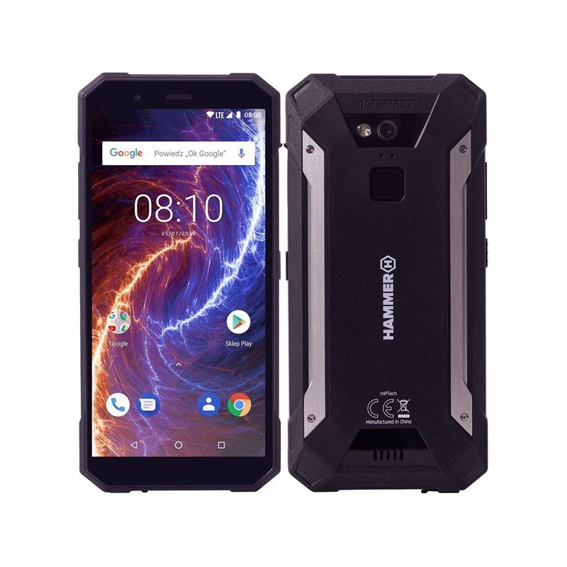 Mobilní telefon myPhone HAMMER ENERGY 18X9 LTE (TELMYAHENER189LBK) černý